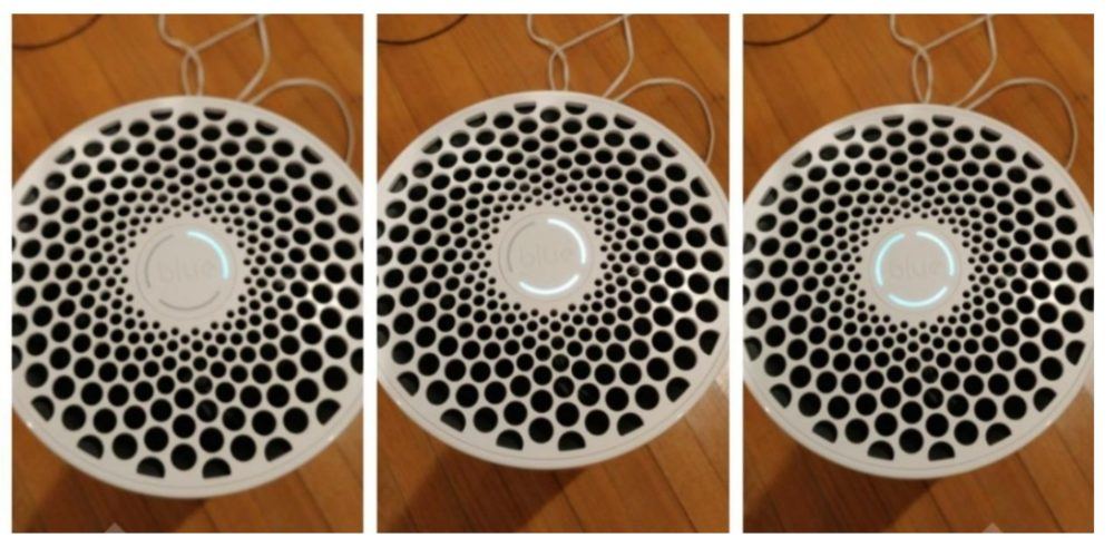 Blue Pure 411 vs. Air Purifier