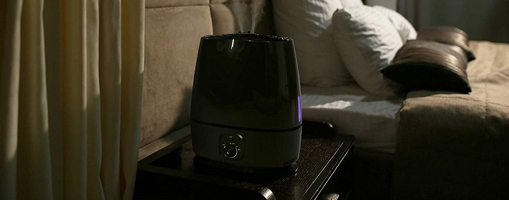 Ultrasonic Cool Mist Humidifier (6L) Review