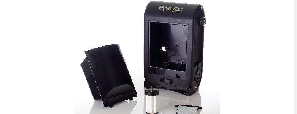 Eye-Vac EVPRO Tuxedo Stationary Vacuum