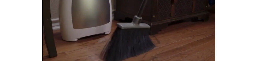 EyeVac Home Touchless Stationary Vacuum