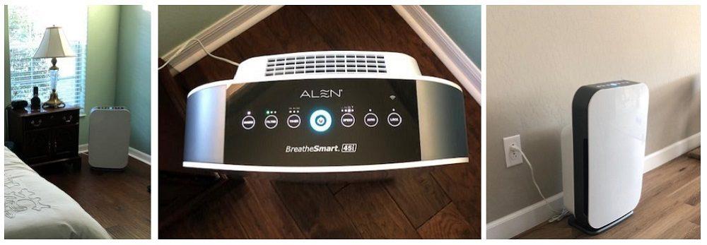 Alen BreatheSmart 45i Air Purifier