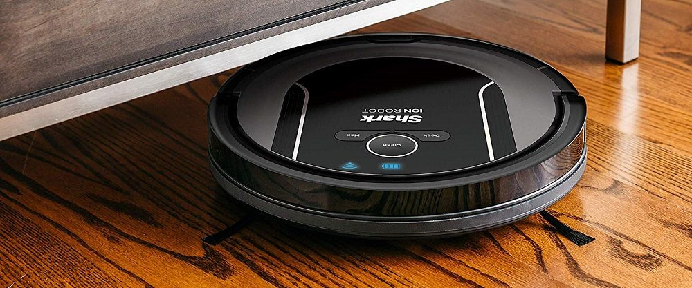 SHARK ION Robot Vacuum R85 vs iRobot Roomba 675