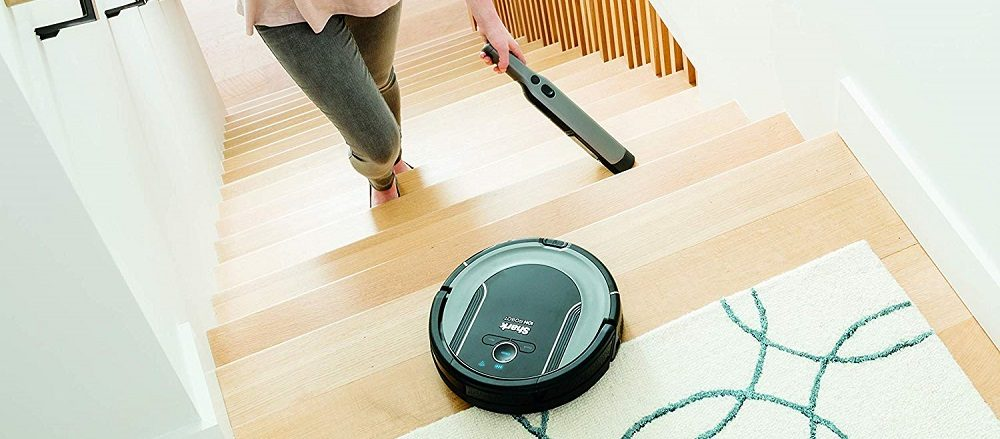 SharkNinja Robot Cleaning System S87