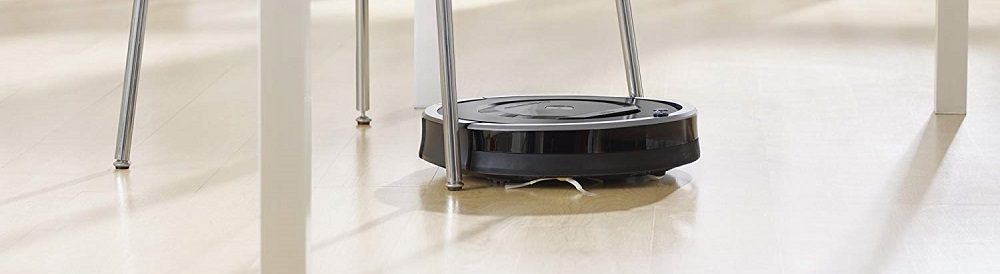 Review of the iRobot Roomba 801