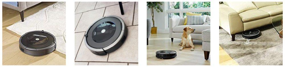 iRobot Roomba 801 Robot Vacuum