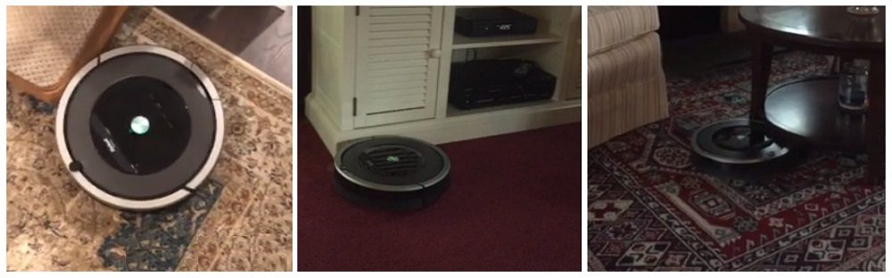 iRobot Roomba 801 Robot Vacuum Cleaner