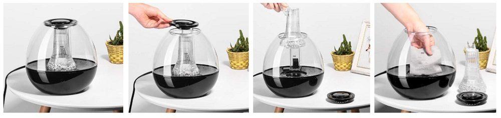 Homasy Humidifier