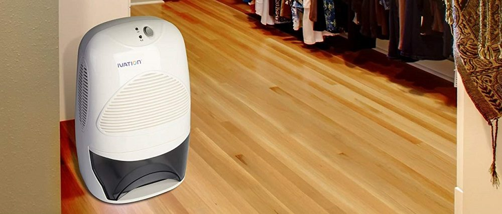 Ivation IVADM35 Powerful Mid-Size Thermo-Electric Dehumidifier  Review