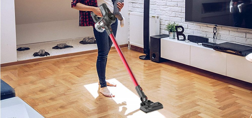 ONSON Cordless Stick Vacuum Cleaner Review