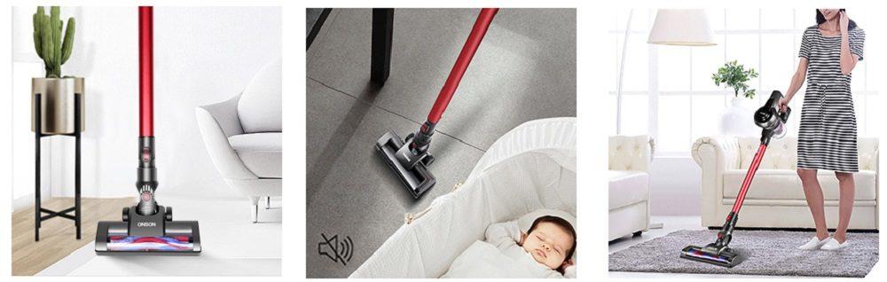 ONSON Stick Vacuum Review