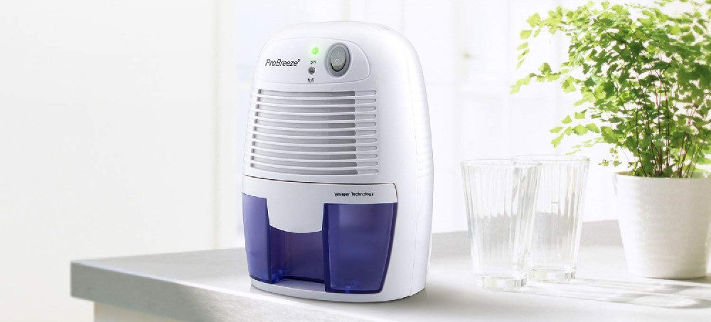 Pro Breeze Electric Mini Dehumidifier Review