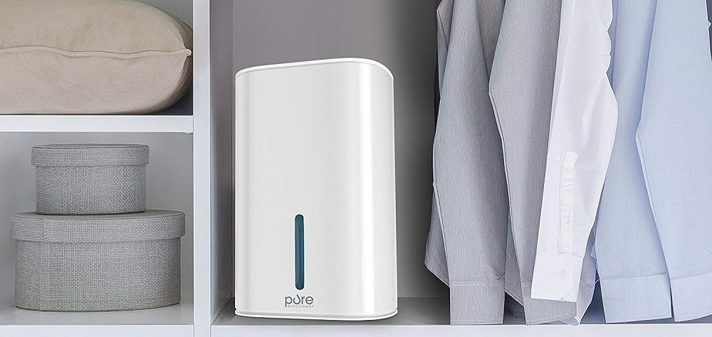 Pure Enrichment Deluxe Mini Dehumidifier Review