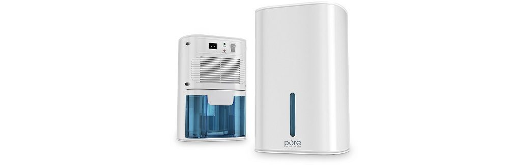 Pure Enrichment PEDEHUM Deluxe Mini Dehumidifier Review