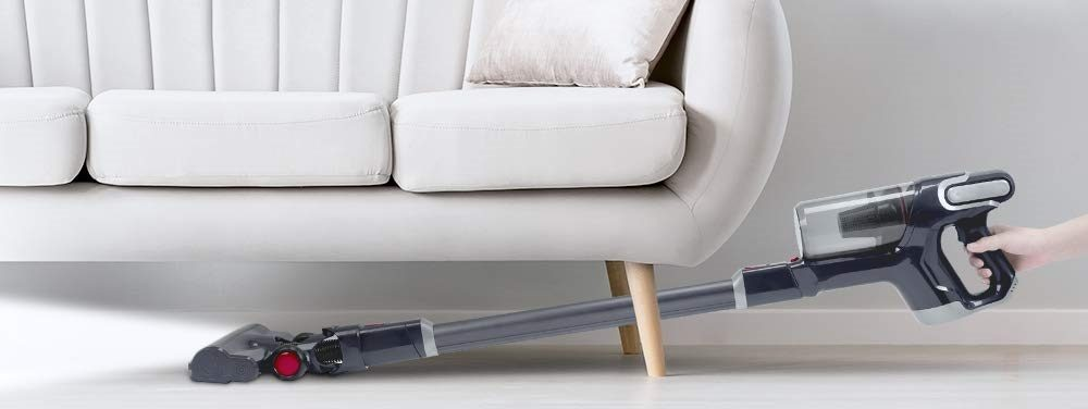 Review of the NOVETE Cordless Stick Vacuum (1)