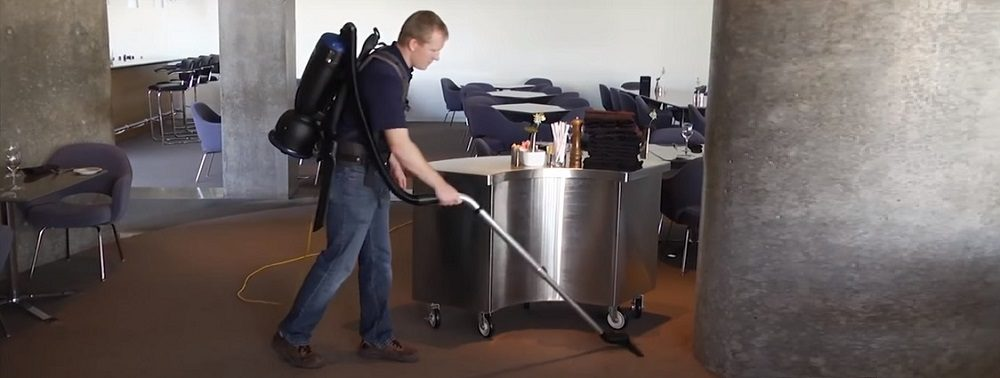 Best Backpack Vacuums With Powerhead
