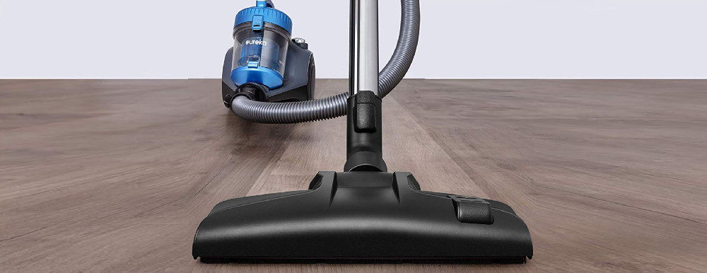 Canister Vacuums with Powerhead