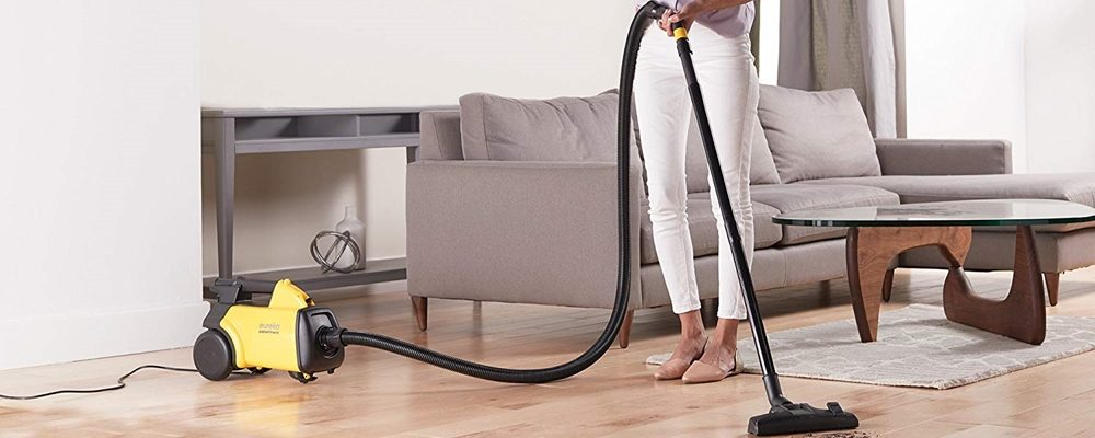 Eureka Mighty Mite 3670G Corded Canister Vacuum Review (1)