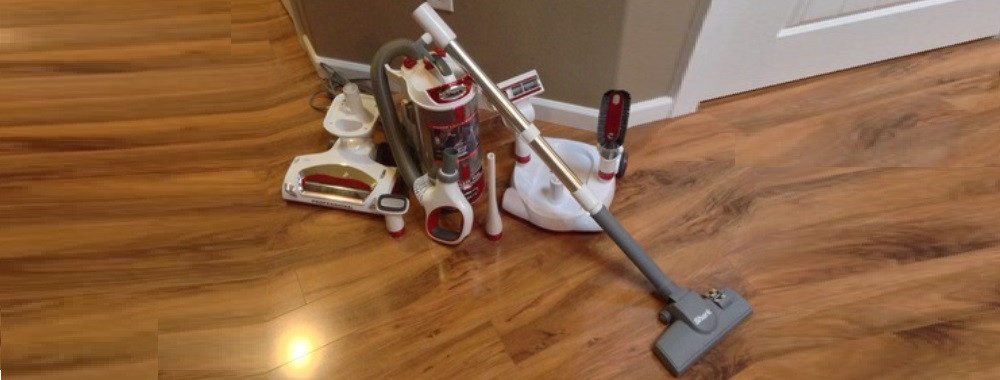 Shark NV501 Upright Vacuum