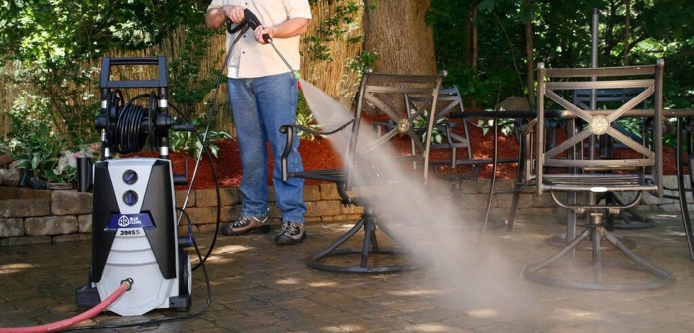 AR Annovi Reverberi AR390SS Electric Pressure Washer Review