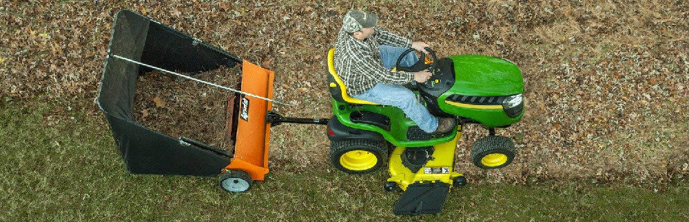 Agri-Fab 45-0492 Lawn Sweeper Review