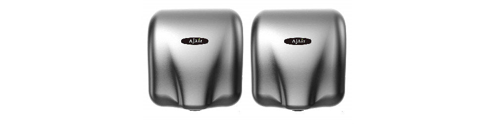 AjAir Heavy Duty Commercial Hand Dryer