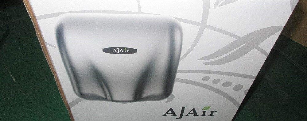 AjAir Hand Dryer Review