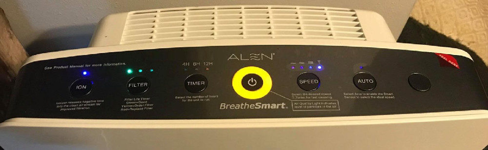 Alen BreatheSmart Air Purifier