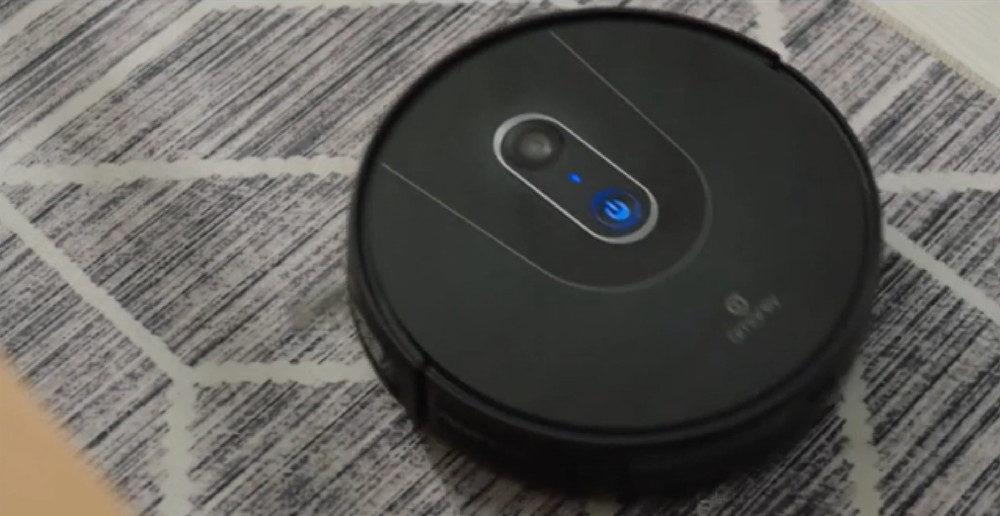 Amarey Smart Navigating Robot Vacuum