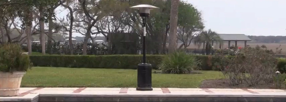 AmazonBasics Outdoor Patio Heater