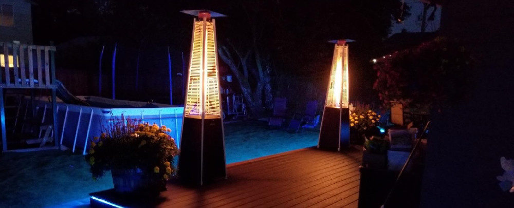 AmazonBasics Vs. AZ Patio Heaters