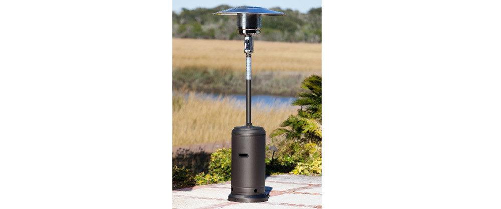 AmazonBasics Vs. Golden Flame Patio Heater