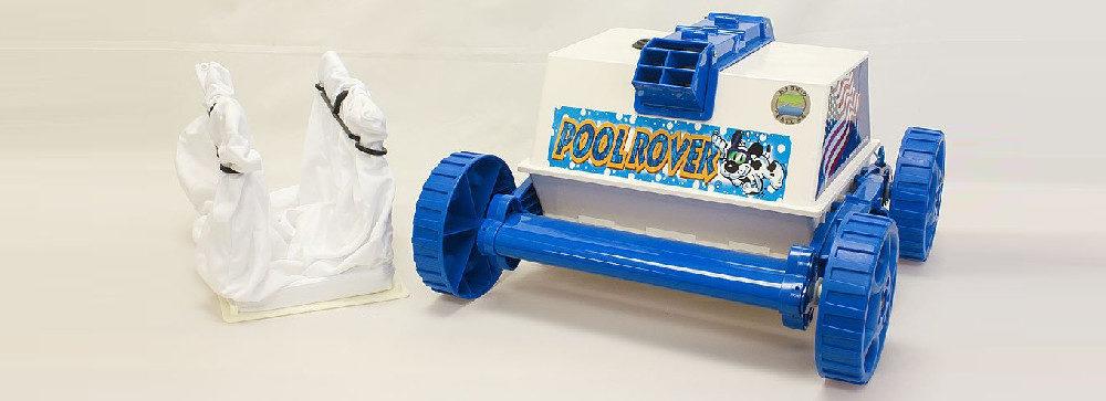 Aquabot Pool Rover Robotic Pool Cleaners