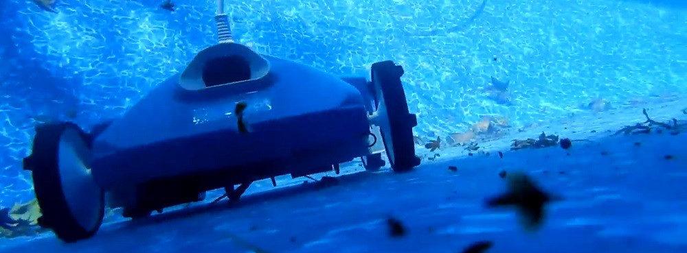 Aquabot Spirit vs Aquabot Pool Rover vs