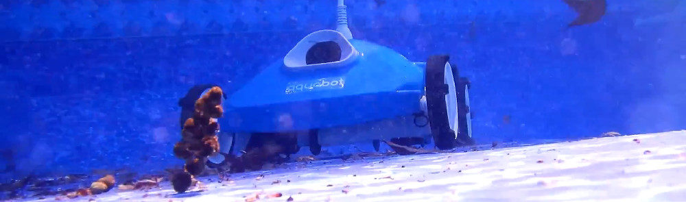 Aquabot Spirit Robotic Pool Cleaner