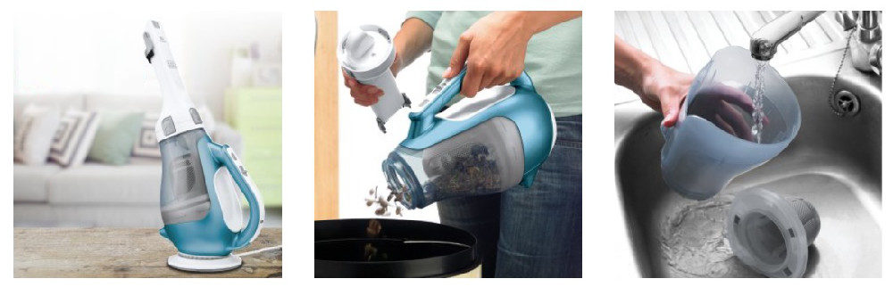 BLACK+DECKER CHV1410L Dustbuster Handheld Vacuum