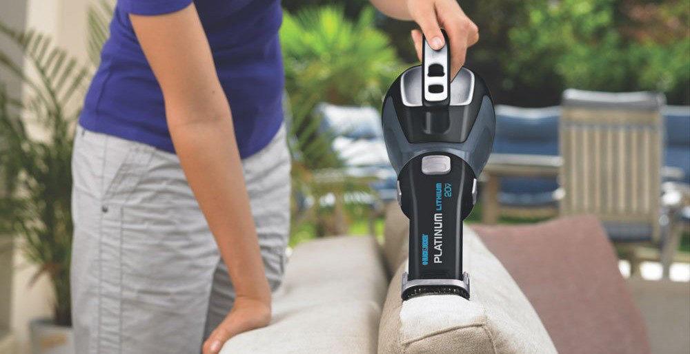 BLACK+DECKER Handheld Vacuums