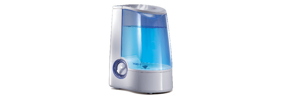 Vicks 1-Gallon Warm Mist Humidifier Review