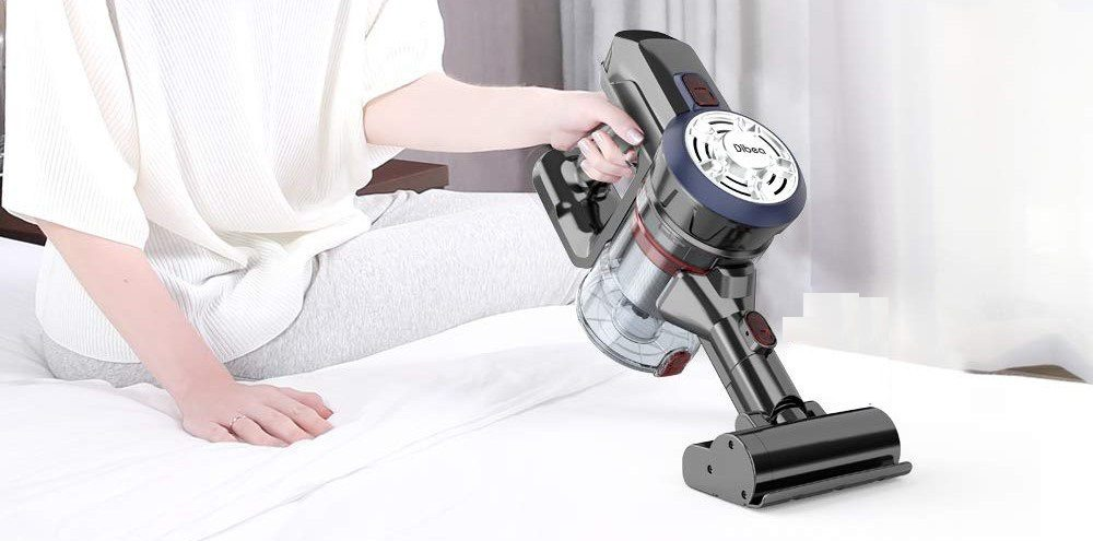 Dibea D18Pro Cordless Stick Vacuum Cleaner Review
