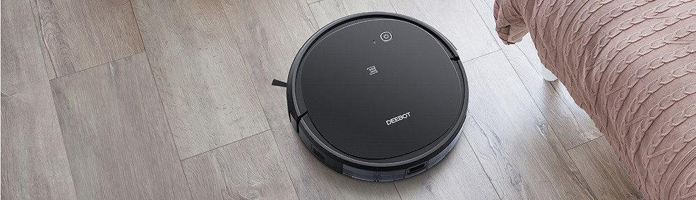ECOVACS DEEBOT 500 Robotic Vacuum Cleaner