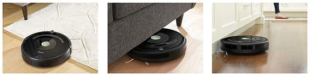 Ecovacs Deebot 500 vs iRobot Roomba 675