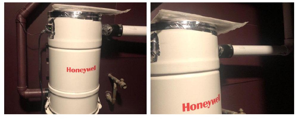Honeywell 4B-H403 Central Vacuum