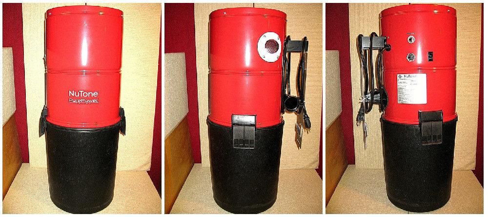 Electrolux 4B-H403 Vs. Nutone PP500 PurePower