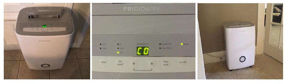 Frigidaire FFAD7033R1 Dehumidifier Review