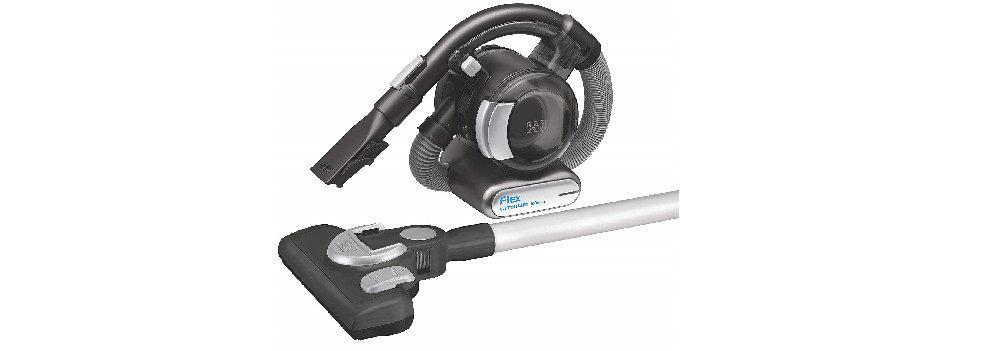 BLACK+DECKER BDH2020FLFH MAX Lithium Flex Vacuum Review