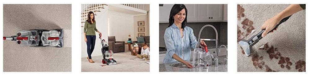 Hoover FH50251 Carpet Cleaner