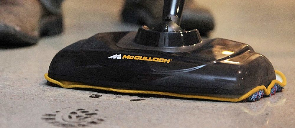 McCulloch MC1375 Canister Steam System Review