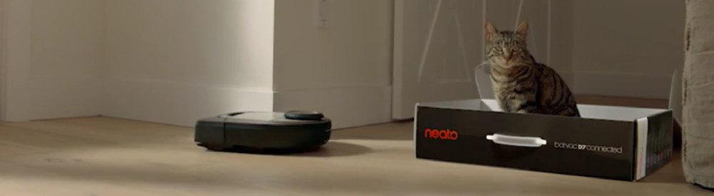 Neato Robotics D7 Review