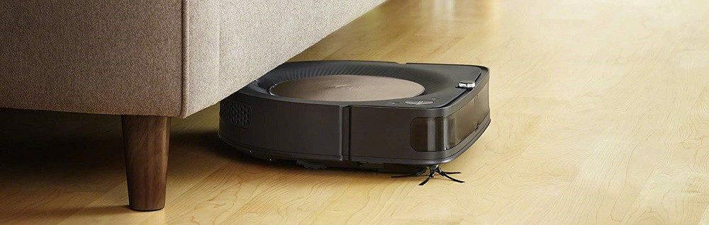 Neato Robotics D7 vs iRobot Roomba s9 (9150)