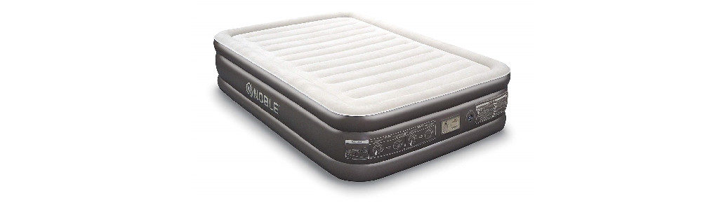 Noble vs. King Koil Queen Size Comfort Air Mattress