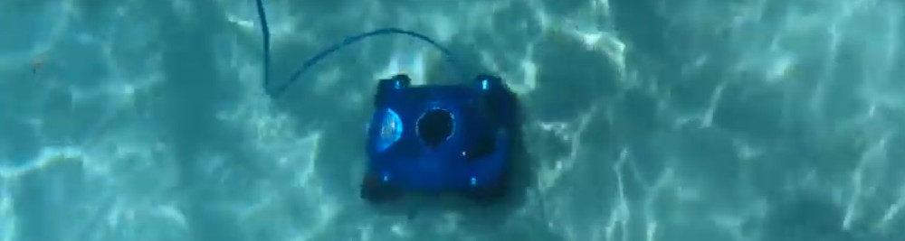 Nu Cobalt NC52 Wall Climber Smart Logic Robotic Pool Cleaner